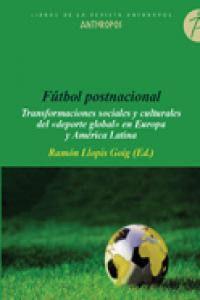 Futbol Postnacional