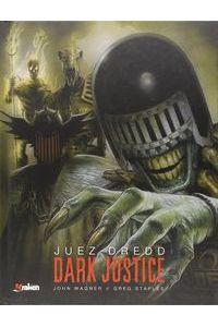Juez Dreed Dark Justice