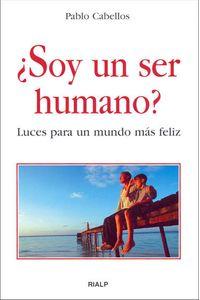 Â¿soy Un Ser Humano?