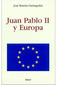 Juan Pablo II Y Europa