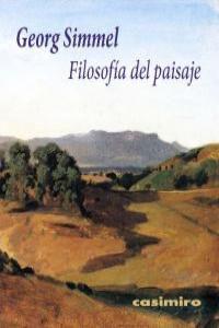 Filosofia Del Paisaje