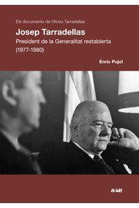 Josep Tarradellas President De La Generalitat (1977-1980)
