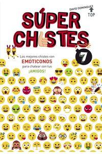 lib-super-chistes-con-emoticonos-super-chistes-7-penguin-random-house-9788490438770