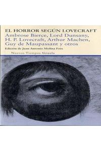 El Horror Segun Lovecraft