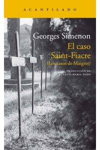 El Caso Saint Fiacre