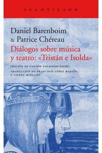 Dialogos Sobre Musica Y Teatro Tristan E Isolda