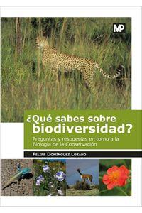 Que Sabes Sobre Biodiversidad