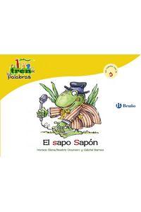 Sapo Sapon (S) Tren De Las Palabras