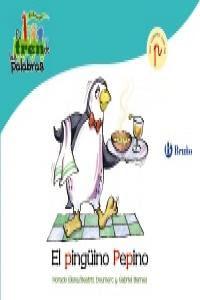 Pinguino Pepino (P) Tren De Las Palabras