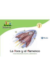 Foca Y El Flamenco,la (F) Tren De Las Palabras