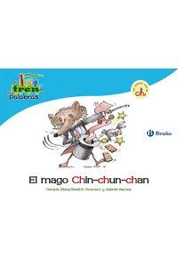 Mago Chin-Chun-Chan,el (Ch) Tren De Las Palabras