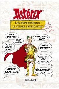 Asterix. Les Expressions Llatines Explicades
