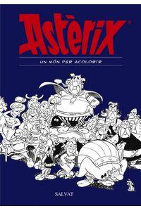 Asterix Un Mon Per Acolorir