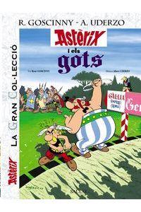 Asterix I Els Gots La Gran Colleccio