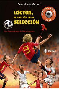Victor El Capitan De La Seleccion (Futbol