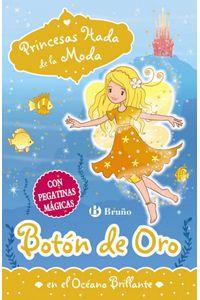 Princesas Hada De La Moda 5 Boton De Oro En El Oceano Brill