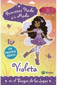 Princesas Hada De La Moda 2 Violeta En Bosque De Las Joyas