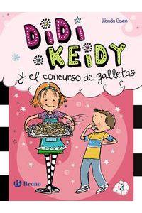 DIDI Keidy 3 Y El Concurso De Galletas