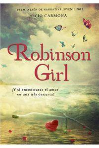 Robinson Girl Premio Jaen 2013