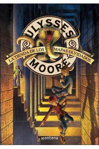 Ulysses Moore 2 Tienda De Los Mapas Olvidados