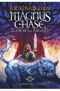Magnus Chase 1 La Espada Del Tiempo