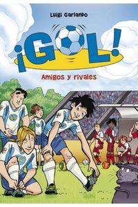Gol 23 Amigos Y Rivales