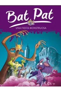Bat Pat 42 Una Fiesta Monstruosa