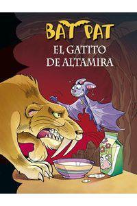 Bat Pat 32 El Gatito De Altamira
