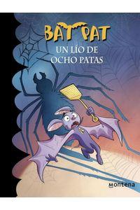 Bat Pat 26 Un Lio De Ocho Patas