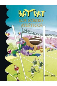 Bat Pat 11 Zombis Atleticos
