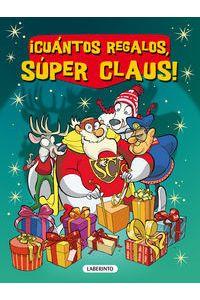 Cuantos Regalos Super Claus
