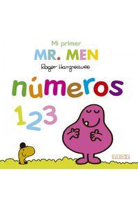 MI Primer Mr Men Numeros