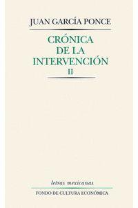 bw-croacutenica-de-la-intervencioacuten-ii-fondo-de-cultura-econmica-9786071623713