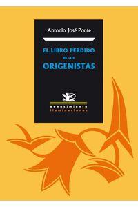 bw-el-libro-perdido-de-los-origenistas-renacimiento-9788484729822