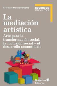 bw-la-mediacioacuten-artiacutestica-ediciones-octaedro-9788499218861