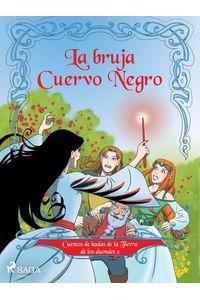 bw-cuentos-de-hadas-de-la-tierra-de-los-duendes-2-la-bruja-cuervo-negro-saga-egmont-9788711870815