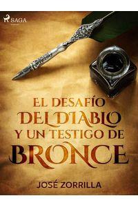 bw-el-desafiacuteo-del-diablo-y-un-testigo-de-bronce-saga-egmont-9788726561647