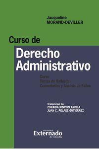 bw-curso-de-derecho-administrativo-curso-temas-de-reflexioacuten-comentarios-y-anaacutelisis-de-fallos-u-externado-de-colombia-9789587106640