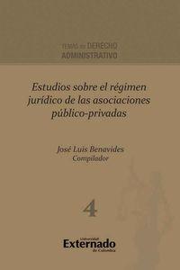bw-estudios-sobre-el-reacutegimen-juriacutedico-de-las-asociaciones-puacuteblicoprivadas-u-externado-de-colombia-9789587722079