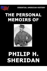 bw-the-personal-memoirs-of-p-h-sheridan-jazzybee-verlag-9783849620127