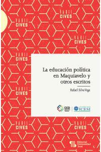 bm-la-educacion-politica-en-maquiavelo-y-otros-escritos-universidad-icesi-9789588936352
