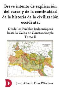 bm-breve-intento-de-explicacion-del-curso-y-de-la-continuidad-de-la-historia-de-la-civilizacion-occidental-tomo-ii-ediciones-lacre-9788417799250
