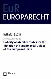 bw-liability-of-member-states-for-the-violation-of-fundamental-values-of-the-european-union-nomos-verlag-9783845293721