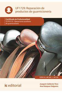 bw-reparacioacuten-de-productos-de-guarnicioneriacutea-tcpf0110-ic-editorial-9788417343590