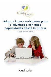 bw-adaptaciones-curriculares-para-el-alumnado-con-altas-capacidades-desde-la-tutoriacutea-ic-editorial-9788491987444
