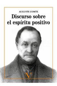 bm-discurso-sobre-el-espiritu-positivo-editorial-verbum-9788413373034