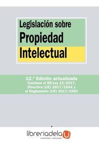 ag-legislacion-sobre-propiedad-intelectual-editorial-tecnos-9788430972661