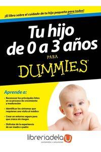 ag-tu-hijo-de-0-a-3-anos-para-dummies-9788432901454
