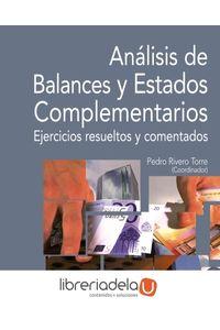 ag-analisis-de-balances-y-estados-complementarios-ejercicios-resueltos-y-comentados-9788436826449