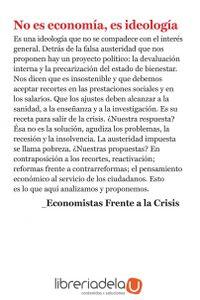 ag-no-es-economia-es-ideologia-9788423412952